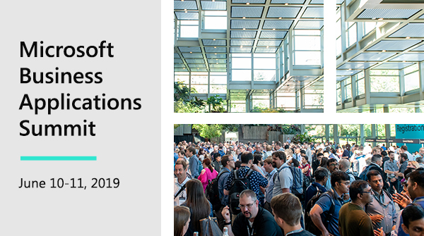 Microsoft Business Applications Summit June 2019 picture