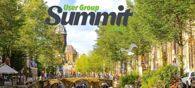 User Group Summit Amsterdam 2019 picture